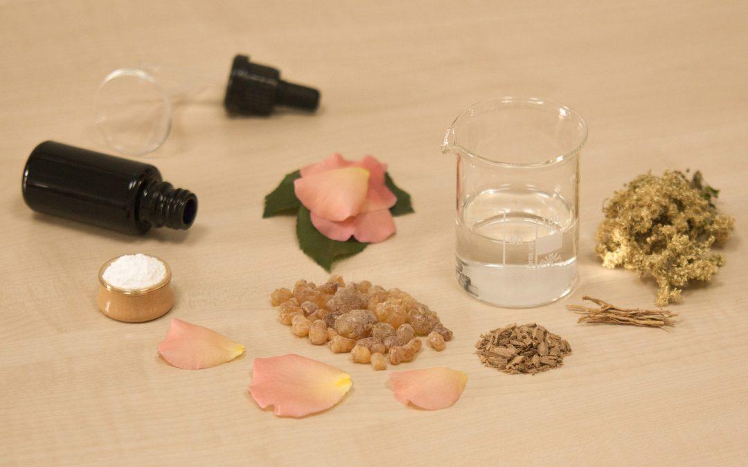 La divine huile essentielle d'encens !
