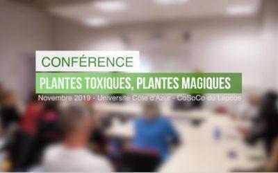 Plantes toxiques, plantes magiques