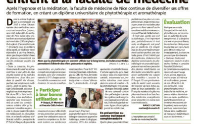 Article de Nice Matin